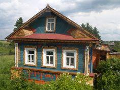 Russian dacha