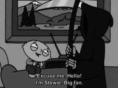 The supernatural fandom: big fan of death Funny Memes, Hilarious, Supernatural Fandom, Grim Reaper, Superwholock, Movie Quotes, Foto E Video, Nerdy, Funny Pictures