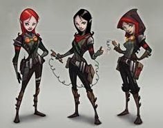 Image result for ratchet and clank concept art