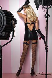 "ROBE JARRETELLES ""DOMINATRICE""  http://www.prod4you.com/#!collection-lingerie-burlesque/coku"