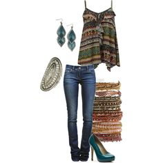 created by blakelyjenkins on Polyvore