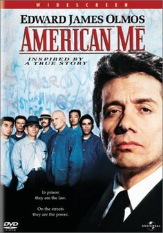 """If u R spiritual bOpen These movies are hard 2watch- American Me, Sleepers 96', and The Cell movie. Not my favorite Actors HOWEVER u have No idea what brings a person 2a place in their life, 2do things - """"Walk a Mile in My Shoes"""" just might teach u compassion & plant a seed of new perspective"""