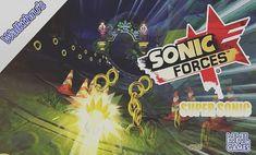 Jogando todas as fases possíveis como Super Sonic: o primeiro Walkthru de Sonic Forces.  Linkaço na bio.