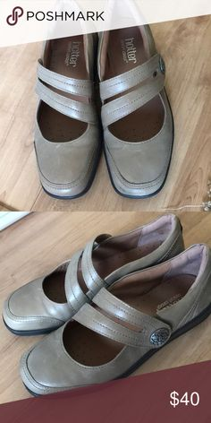 43a3799324e Hotter shoes Worn once. Very comfortable Hotter Shoes Flats   Loafers Hotter  Shoes