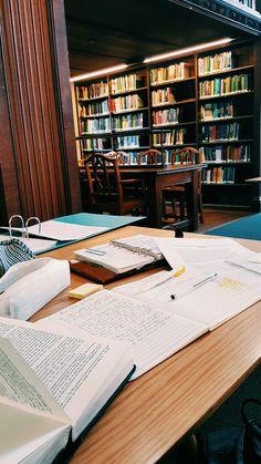 Fierce Little Studyblr - Studying Motivation Book Study, Study Notes, Study Desk, College Years, College Life, College Library, Study Corner, Study Organization, Work Motivation