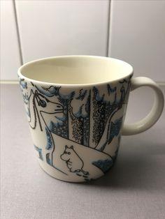 Snöhästen - Vintermugg 2016 #arabia #mumin #muminmugg Mugs, Tableware, Dinnerware, Tumblers, Tablewares, Mug, Dishes, Place Settings, Cups