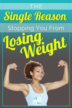 Are you having trouble losing weight and don't understand why? Instead of making excuses, dig deep, and really ask yourself why you are not losing weight? Look into your eating habits because that's where the only reason hides. Jump to the blog and learn the only reason why you can't lose weight. #weightloss #fatloss #loseweight | why I'm not losing weight