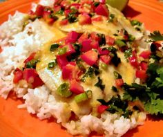 thai coconut curry sauce broiled tilapia with thai coconut curry sauce ...