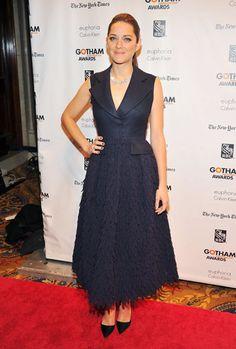 2012 Gotham Independent Film Awards - Marion Cottilard