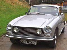 Bristol 411 Built between 1969-1976 with the 6.2L or 6.5L Chrysler V8 OHV engines (Only 287 units were built)