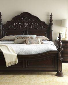 """Regan"" Bedroom Furniture at Horchow. MUST HAVE!!!!"