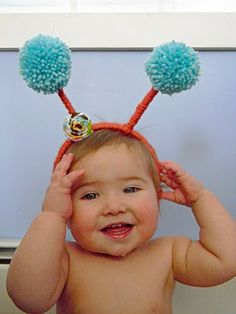 Caterpillar Party Hats