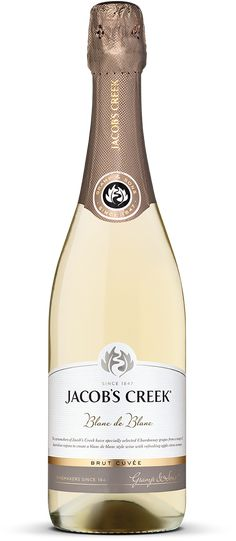 Jacob's Creek Sparkling Blanc de Blancs Wine