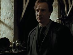 Professor Remus Lupin. He was the only Defense of the Dark Arts teacher to ever teach anything to Harry and the others.