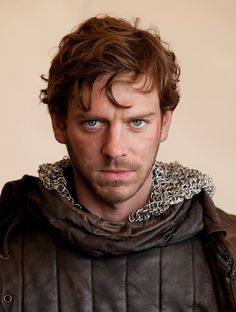 Joe Armstrong- Hotspur in The Hollow Crown's Henry IV (my favorite character)