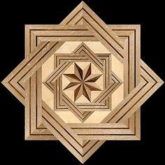 8 RAYS DF I - Hardwood Floor Medallion art,art drawings,art deco,artichoke recipes,art studio Plywood Projects, Woodworking Projects, Wood Pallet Furniture, Wood Pallets, Reclaimed Wood Wall Art, Wood Art, Wood Mosaic, Hardwood Floors, Flooring