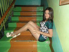 Amateur Pantyhose Girls: Photo