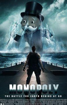 Fake Poster For Battleship Spinoffs