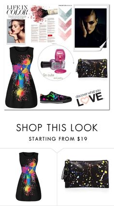 """""""Untitled #345"""" by meghan-white2 on Polyvore featuring Loeffler Randall"""