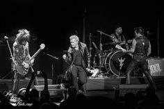 Billy Idol performs at the Beacon Theater in NYC. All photos © Joe Russo and Joe Russo Photo. Please do not use without written permission.