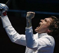 Bartosz Piasecki, Norway, Fencing  Men's Individual Epee. Olympic Games London 2012, 27 July - 12 August.