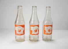 hires improved root beer bottle