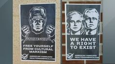 White pride' posters on UCF campus a concern for some