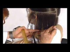 Veja e aprenda a fazer um lindo corte de cabelo curtinho moderno - YouTube