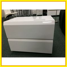 77 white high gloss 3 drawer bedside cabinet #white #high #gloss #3 #drawer #bedside #cabinet Please Click Link To Find More Reference,,, ENJOY!! Bedroom Door Handles, White Bedroom Door, Living Room White, White Rooms, Ikea Bedside Cabinets, Couch And Loveseat Set, Bathroom Remodel Pictures, Kitchen Cabinet Manufacturers, Dining Room Server