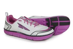 Altra Running Women/'s Intuition 3 Fitness Running Shoe Silver Pink Size 5.5 M US