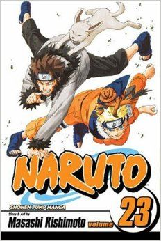 Naruto, Vol. 23: Predicament Paperback by Masashi Kishimoto