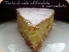 Questa torta in casa mia non dura un giorno!E' sofficissima, si scioglie in bocca ed e' di facile e rapida esecuzione. Grazie a Bele che su. ♦๏~✿✿✿~☼๏♥๏花✨✿写☆☀🌸🌿🎄🎄🎄❁~⊱✿ღ~❥༺♡༻🌺<FR Feb ♥⛩⚘☮️ ❋ Sweets Recipes, Apple Recipes, Cooking Recipes, Italian Cake, Italian Desserts, Tortillas Veganas, Torte Cake, Bread Cake, Sweet Cakes