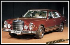 There truly was a time when the in SEL form, was simply the best car in the world. Mercedes W126, Mercedes Benz Cars, Nuclear Submarine, Mercedes S Class, Maybach, Black Series, Car In The World, Car Ins, Old Cars