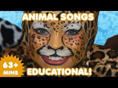 The Animal Sounds Song - Kids Songs about Animal Noises - YouTube