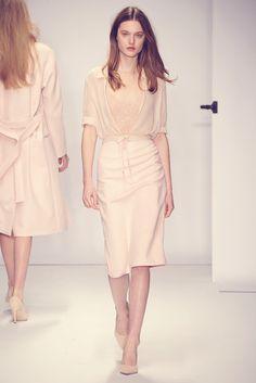 Fashion Design   Jasper Conran Runway: Fall 2014 - DustJacket Attic