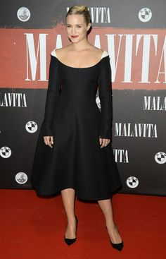 The Gossip Wrap-Up!: The Look: Dianna Agron in Valentino