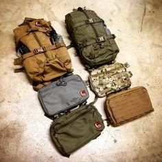 Hill People Gear Tarahumara Packs and Kit Bags
