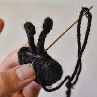 cabeza-amigurumi-1 Crochet Animals, Crochet Toys, Queen Bees, Hair Accessories, Blog, Pattern, Spanish, Ladybugs, Craft