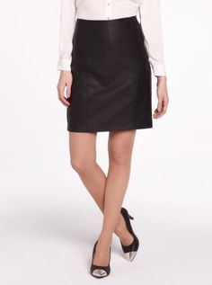 Faux leather skirt | Women| Shop Online at Reitmans