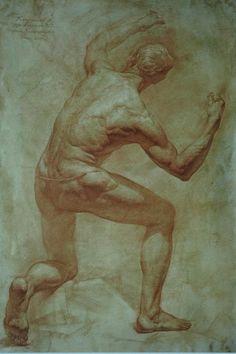 agnolo bronzino drawings - Google Search