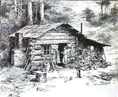 Trapper's Cabin, Humboldt