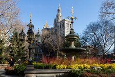 New York - City Hall Park