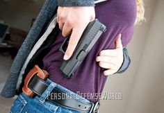 Common Sense - Practical Concealed Carry - Personal Defense World