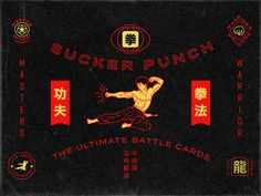 Sucker Punch designed by Patrick Mahoney. Connect with them on Dribbble; Ticket Design, Sucker Punch, Still Waiting, Suckers, Show And Tell, Card Games, Branding, Alcohol, Rubbing Alcohol