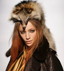 Fur, Fashion and Ecocred | ECOCRED  : is fur really green.