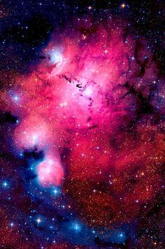 KARIN. SO meine Liebe, sieht`s in Deinem Sternzeichen aus! :o) NGC 6559 and IC 1274-75 in the constellation Sagittarius