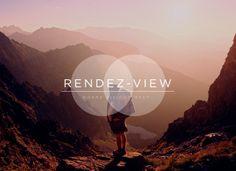Rendez-View www.rendezview.eu Picture by Danka Peter #travel #photography #project #experimental #rendezview