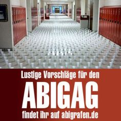 Over 500 Abistreich ideas at abigrafen.de * Barricade of the school * Ab … Abi Motto, Last Day Of School, Pranks, Stairs, Building, Graduation, Blog, Motivation, Funny