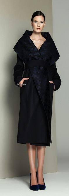 Kamila Gawronska coat
