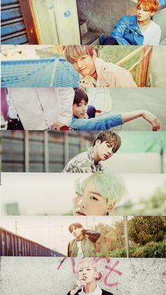 BTS || 화양연화 Pt.2 || wallpaper for phone